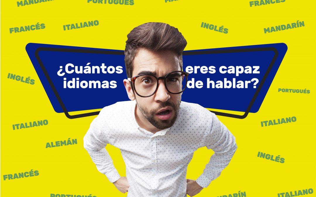 En qué idioma piensan los políglotas