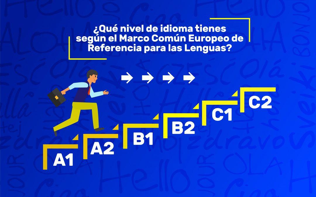 Niveles de Marco Común Europeo de Referencia (MCER)
