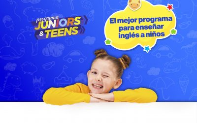Juniors & Teens: el mejor programa para enseñar inglés a niños