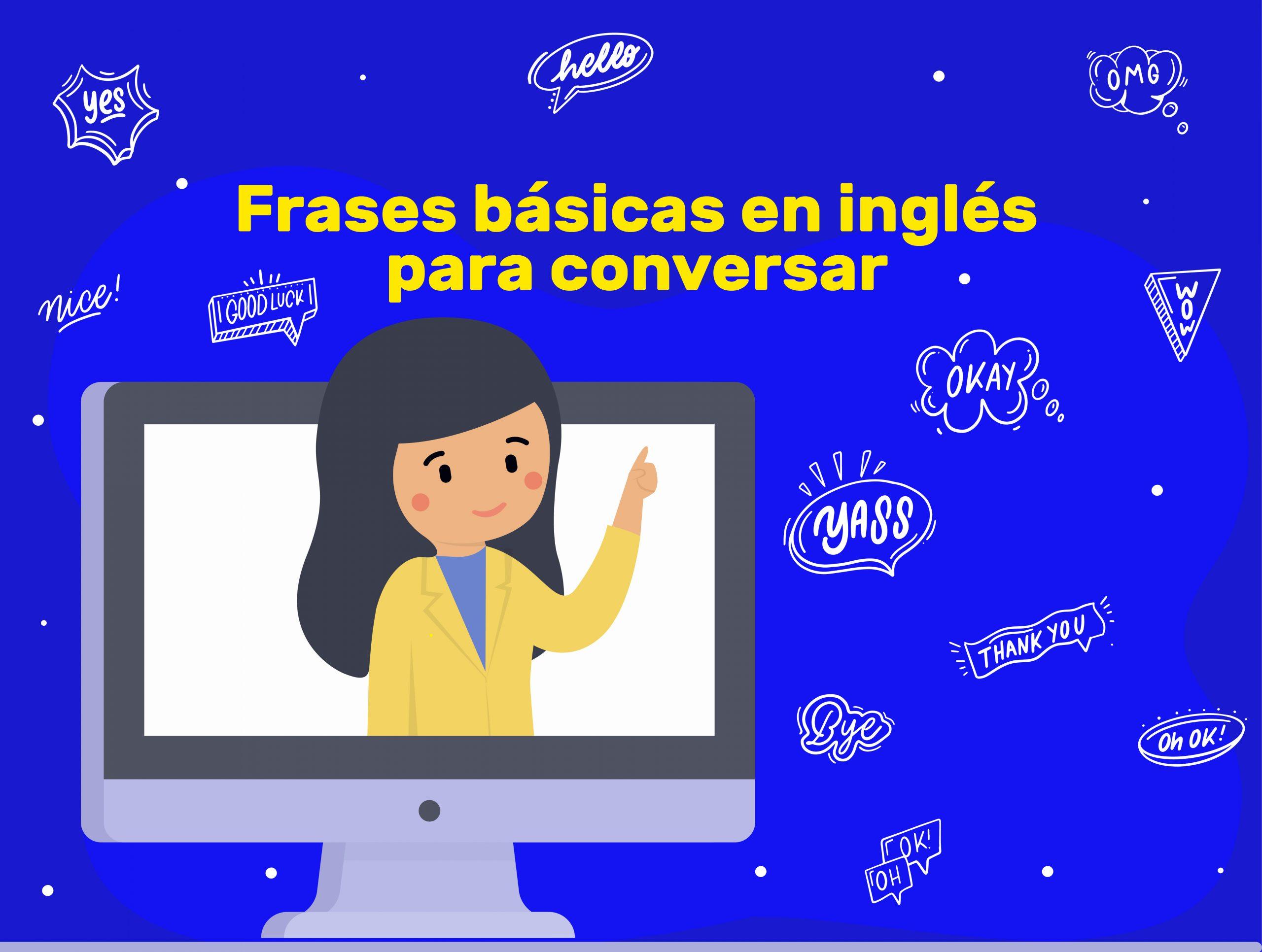 Frases básicas en inglés para conversar