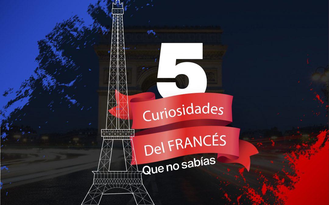 5 curiosidades del francés que no sabías