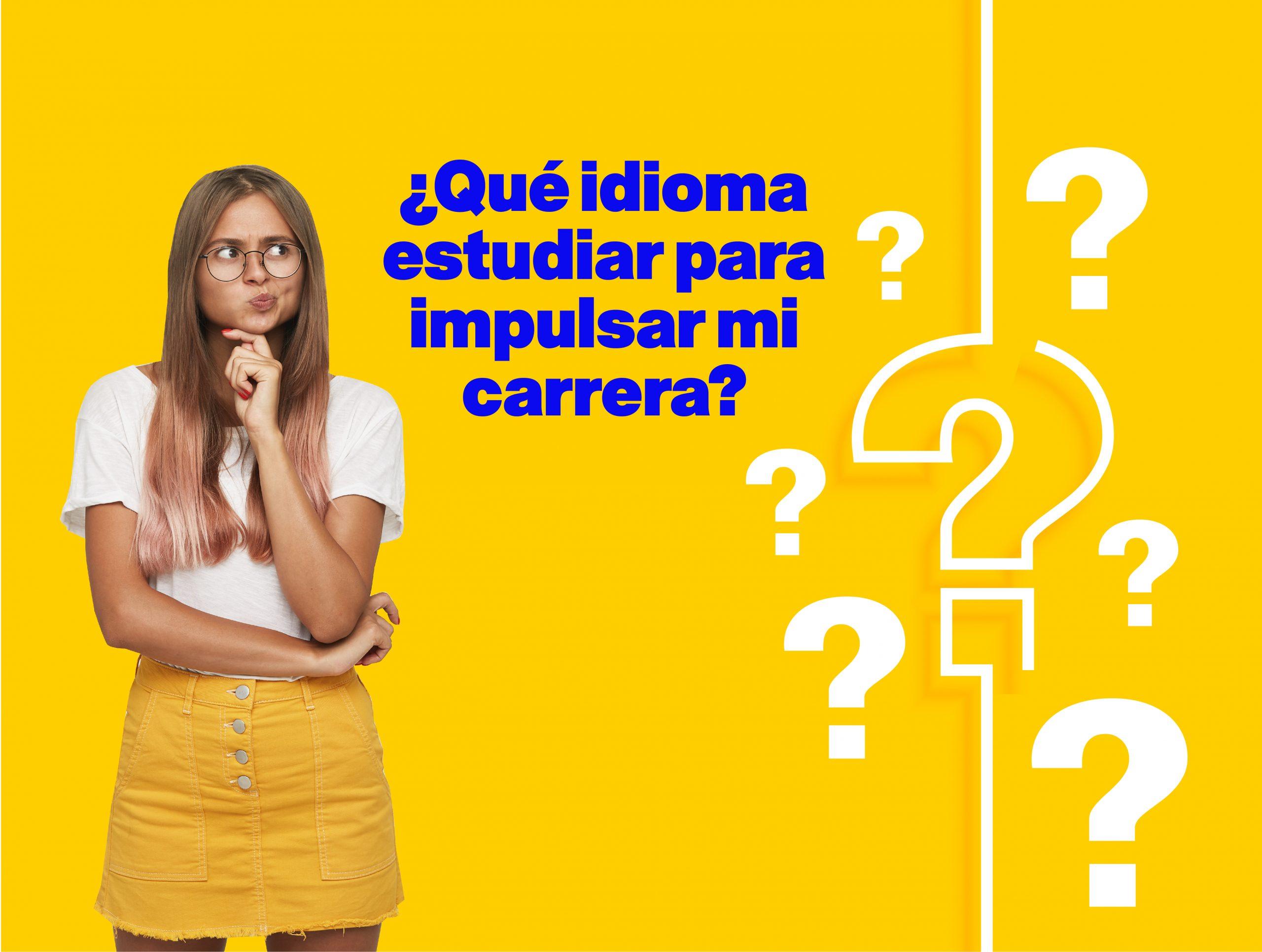 Idiomas para carreras universitarias