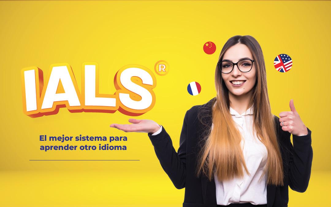 sistema IALS®, aprender otro idioma fácil