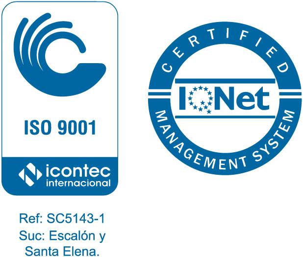 Certificado ISO ae