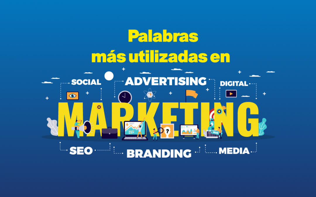 términos en el marketing